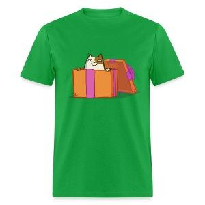 Newcat — Friday Cat №36 - Men's T-Shirt