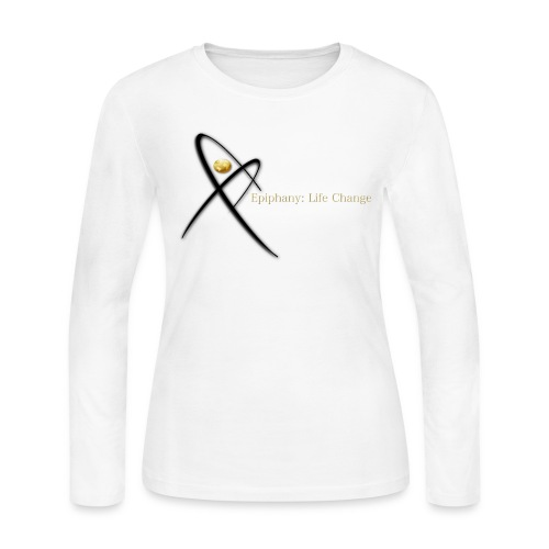 Logo T Long Sleeve - Women's Long Sleeve Jersey T-Shirt