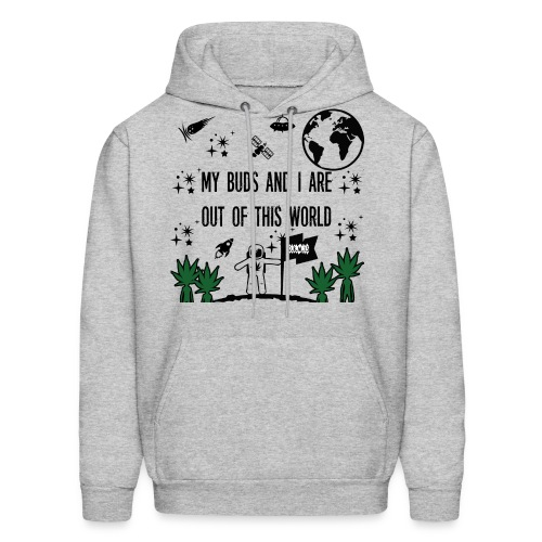 Out Of This World Hoodie - Men's Hoodie