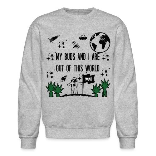 Out Of This World Crew Neck - Crewneck Sweatshirt