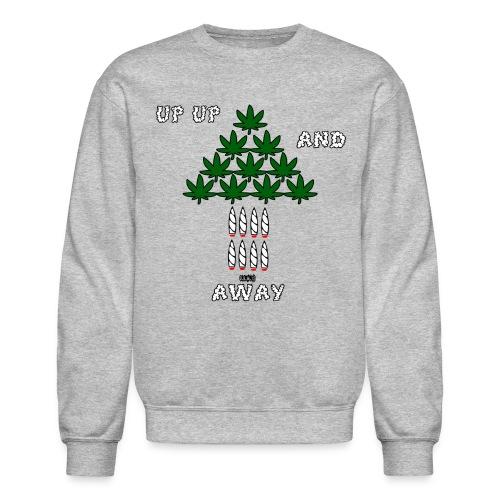 Up Up And Away Crewneck - Crewneck Sweatshirt