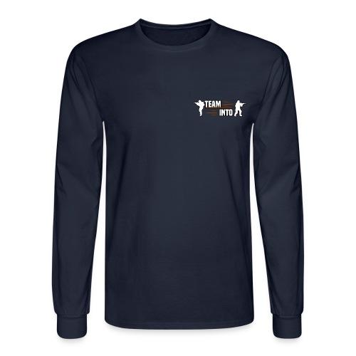 Team Into Long Sleeve - Men - Men's Long Sleeve T-Shirt
