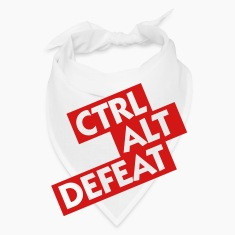 Ctrl Alt Defeat Caps