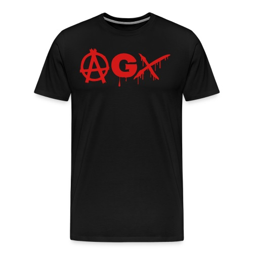 OGX ANARCHY TEE - Men's Premium T-Shirt