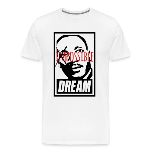 KID TYCO IMPOSSIBLE DREAMS TEE - Men's Premium T-Shirt