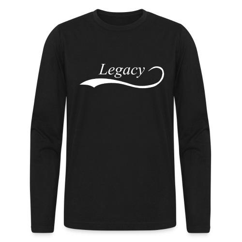 Legacy Long Sleeve Shrt - Men's Long Sleeve T-Shirt by Next Level
