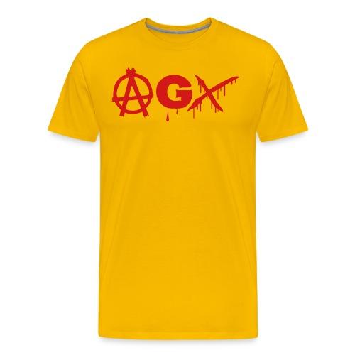 OGX ANARCHY TEE - Men's Premium T-Shirt