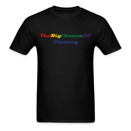 Typical Fan Base Shirt Black (Example) - Men's T-Shirt