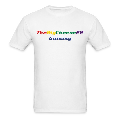 Typical Fan Base Shirt White (Example) - Men's T-Shirt