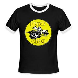 Men Ringer T-Shirt - Men's Ringer T-Shirt