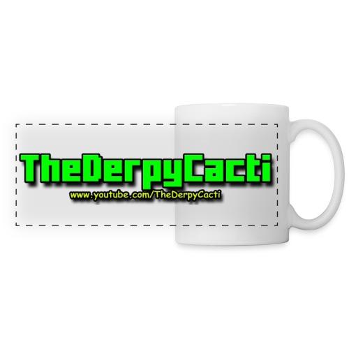 TheDerpyCacti Mug - Panoramic Mug