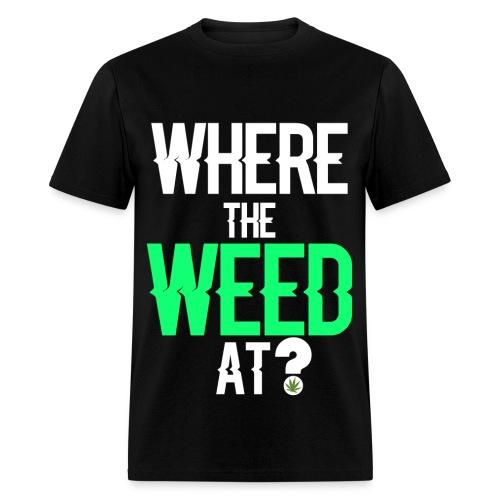 WTWA Statement Tee - Men's T-Shirt