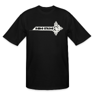 T-Shirts ~ Men's Tall T-Shirt ~ Men's NM-ISM Logo Tall Tee