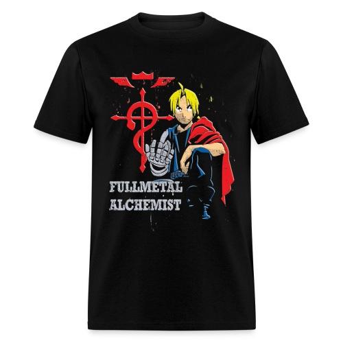 Edward Elric Tee - Men's T-Shirt