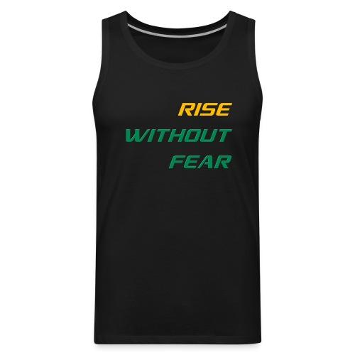 RWF Singlet (Big Fellas) BLACK - Men's Premium Tank