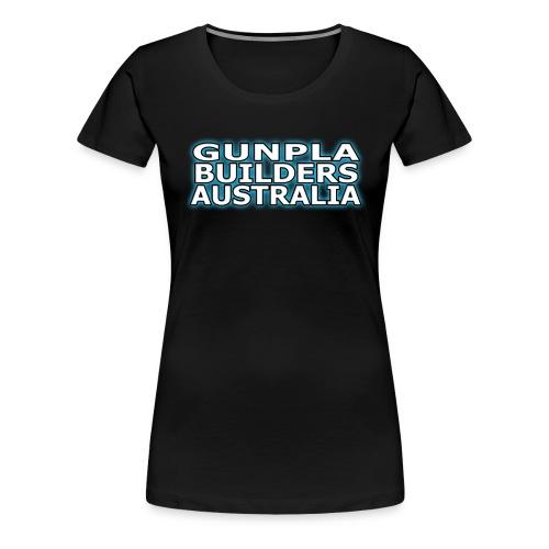 Black Tee (Womens) - Women's Premium T-Shirt