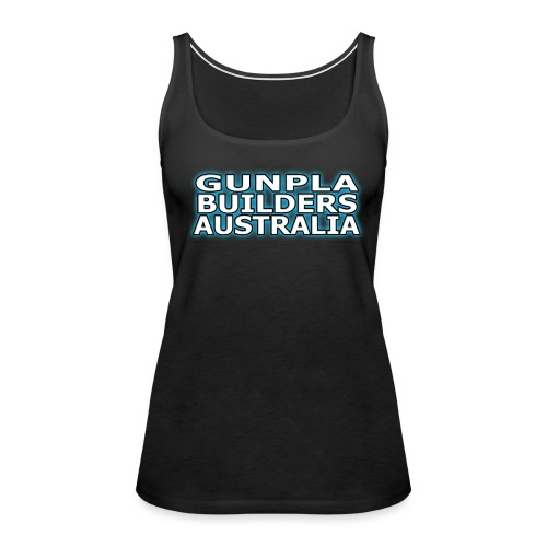 Black Tank (Womens) - Women's Premium Tank Top