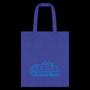Diesel locomotive - Tote Bag