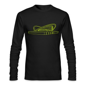 Pregnant oyster Berlin - Men's Long Sleeve T-Shirt by Next Level