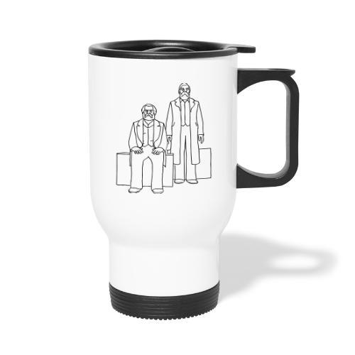 Marx-Engels Forum Berlin - Travel Mug