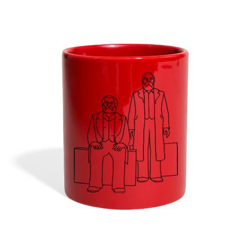 Marx-Engels Forum Berlin - Full Color Mug