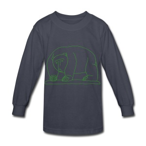 Bears Bridge Moabit - Kids' Long Sleeve T-Shirt