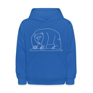 Bears Bridge Moabit - Kids' Hoodie