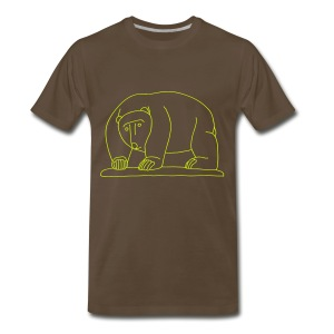 Bears Bridge Moabit - Men's Premium T-Shirt