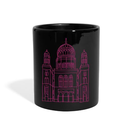New Synagogue Berlin - Full Color Mug