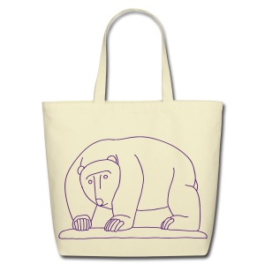 Bears Bridge Moabit - Eco-Friendly Cotton Tote