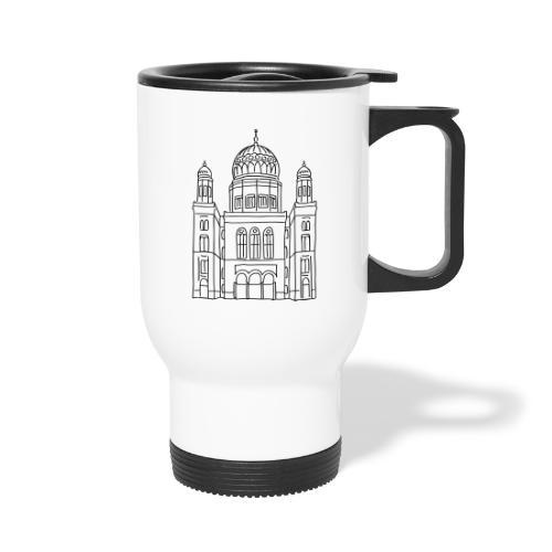 New Synagogue Berlin - Travel Mug