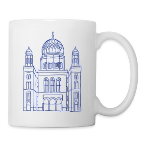 New Synagogue Berlin - Coffee/Tea Mug