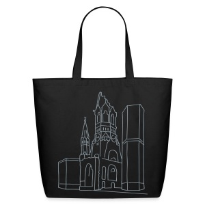 Memorial Church Berlin - Eco-Friendly Cotton Tote