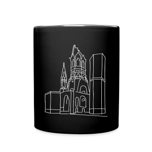 Memorial Church Berlin - Full Color Mug