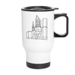 Memorial Church Berlin - Travel Mug