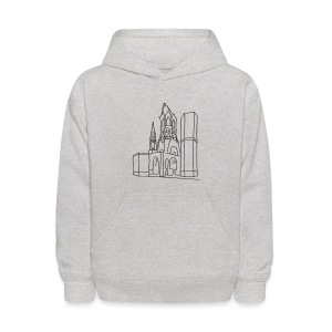 Memorial Church Berlin - Kids' Hoodie