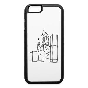 Memorial Church Berlin - iPhone 6/6s Rubber Case