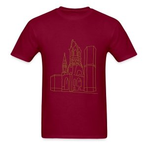 Memorial Church Berlin - Men's T-Shirt