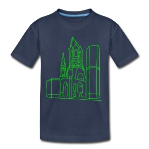Memorial Church Berlin - Kids' Premium T-Shirt