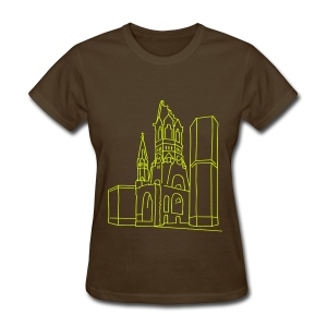 Memorial Church Berlin - Women's T-Shirt