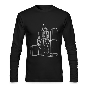 Memorial Church Berlin - Men's Long Sleeve T-Shirt by Next Level