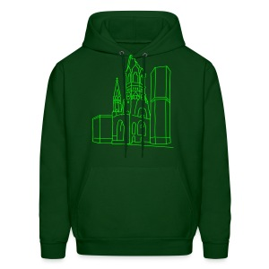 Memorial Church Berlin - Men's Hoodie