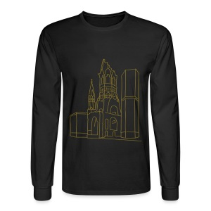 Memorial Church Berlin - Men's Long Sleeve T-Shirt