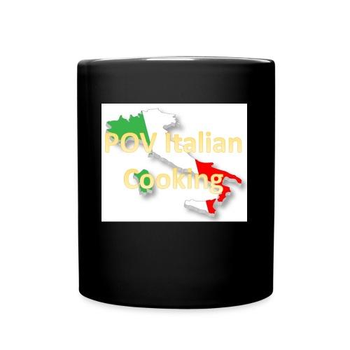 POV Italian Cooking Coffee Mug - Full Color Mug
