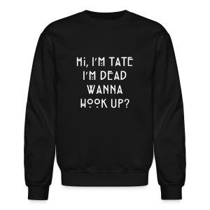 Wanna hook up? - Crewneck Sweatshirt