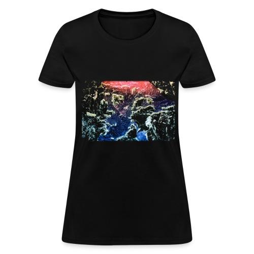 Space - Women's T-Shirt