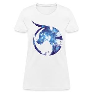 Taurus Cosmo Women's T-Shirt White - Women's T-Shirt