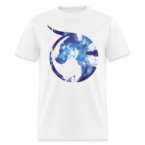 Taurus Cosmo Men's T-Shirt White - Men's T-Shirt