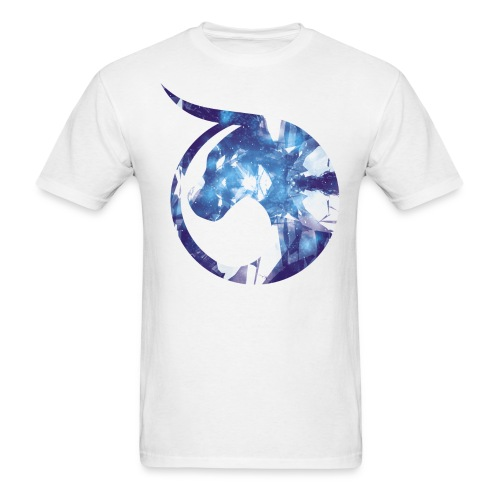 Taurus Cosmo Men's T-Shirt White - Men's T-Shirt