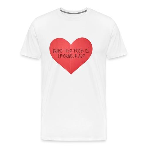 Thomas Rue Premium Tee - Men's Premium T-Shirt